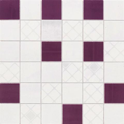 Interiérová mozaika LUCY W-V-M Mosaic, 30 x 30 cm