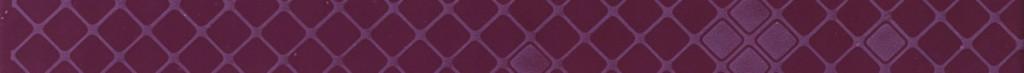 Fialová listela LUCY Violet L Mesh 4,5 x 60 cm