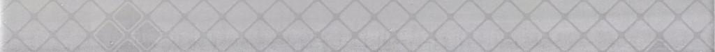 Šedá listela LUCY Grey L Mesh 4,5 x 60 cm