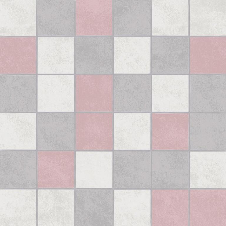 Interiérová mozaika SMOKY W-G-L Mosaic, 30 x 30 cm