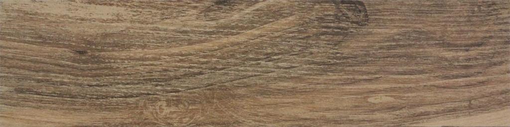 Dlažba imitace dřevo FARO, 15 x 60 cm, Hnědá - DARSU718