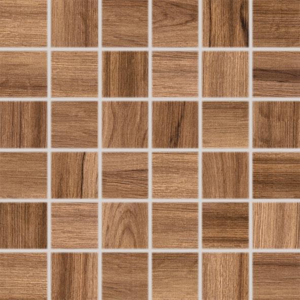 Mozaika PIANO, 30 x 30 cm, Hnědá - WDM06517