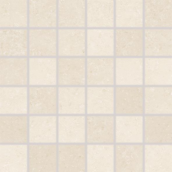 Mozaika BASE, 30 x 30 cm, Světle - béžová - DDM06431