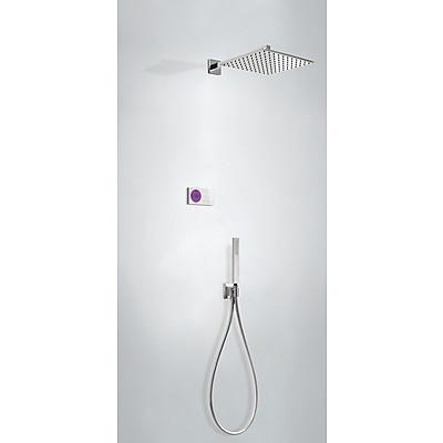 Termostatický podomítkový elektronický sprchový set TRES - SHOWERTECHNOLOGY