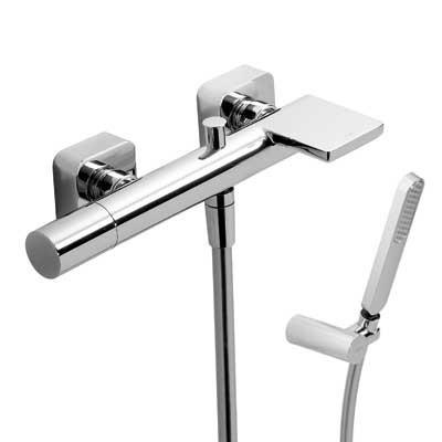 Jednopáková baterie pro vanu-sprchu TRES - LOFT