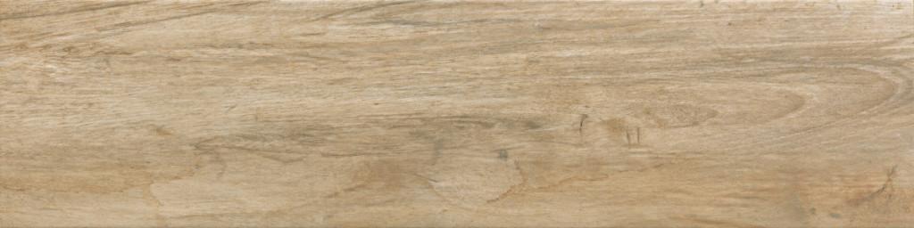 Velkoformátová dlažba v imitaci dřeva TIKAL Beige 20 x 80 cm