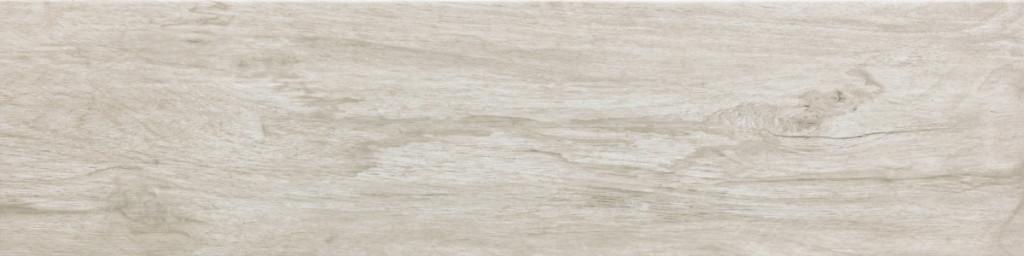 Velkoformátová dlažba v imitaci dřeva TIKAL Bianco 20 x 80 cm