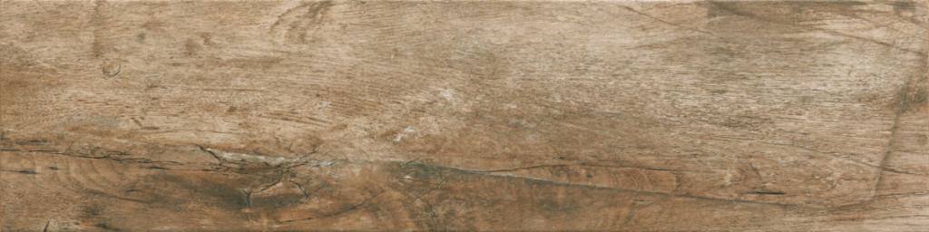 Velkoformátová dlažba v imitaci dřeva TIKAL Noce 20 x 80 cm