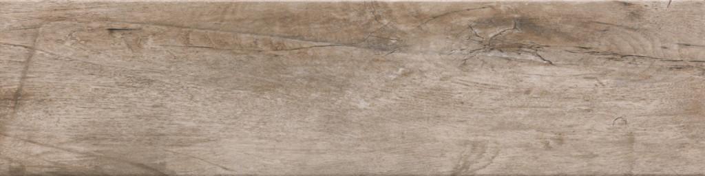 Velkoformátová dlažba v imitaci dřeva TIKAL Tortora 20 x 80 cm