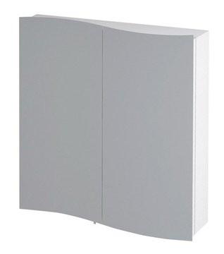 Koupelnová galerka 60 x 70 x 13 cm AURIGA