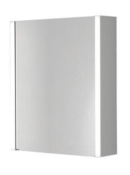 Koupelnová galerka s LED osvětlením 61 x 74,5 x15 cm ALIX