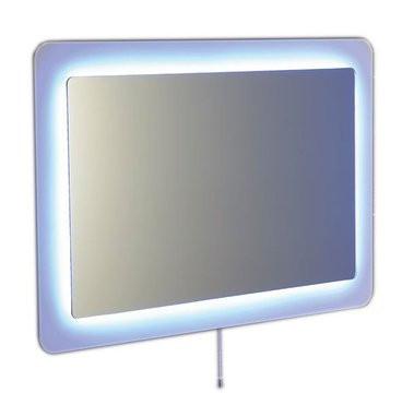 Zrcadlo s LED osvětllením 90 x 60 cm LORDE