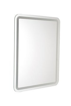 Zrcadlo s LED osvětllením 90 x 50 cm NYX