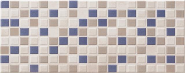 Mozaikový dekor CHARM White DC Mosaic 20x50