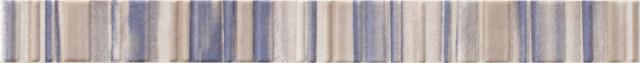 Listela CHARM White L Lines 5x50