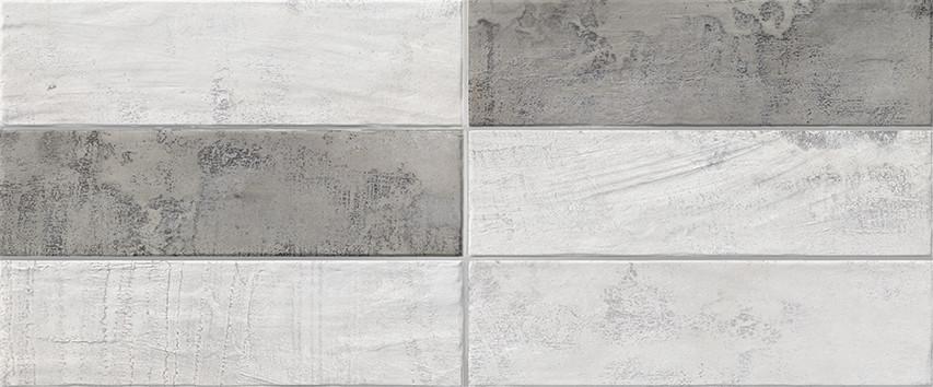 Interiérový dekor v imitaci kamene cihličky PIETRA White Grigio Bricks