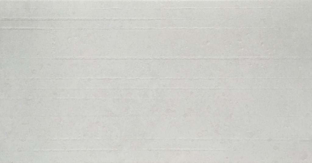 Bílý interiérový obklad COVER Blanco 31 x 60 cm