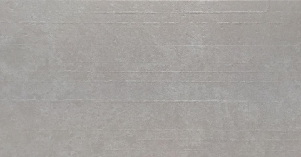 Šedý interiérový obklad COVER Gris 31 x 60 cm