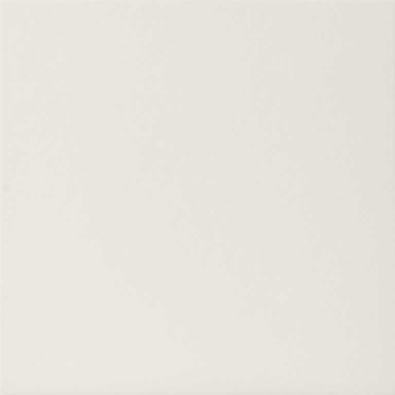 Bílá matná dlažba 4D Plain White 20 x 20 cm