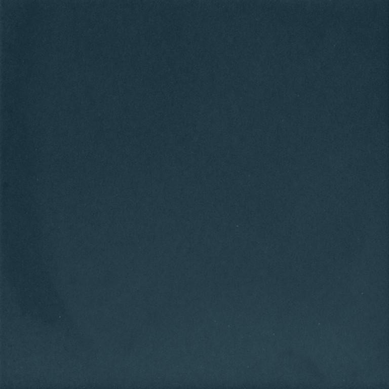 Modrá matná dlažba 4D Plain Deep Blue 20 x 20 cm