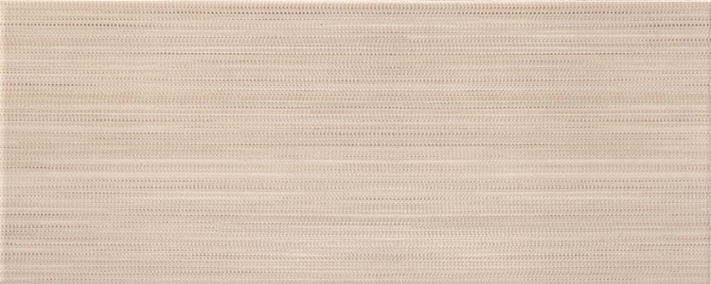 Hnědý lesklý interiérový obklad ADORE 52 Brown 20 x 50 cm
