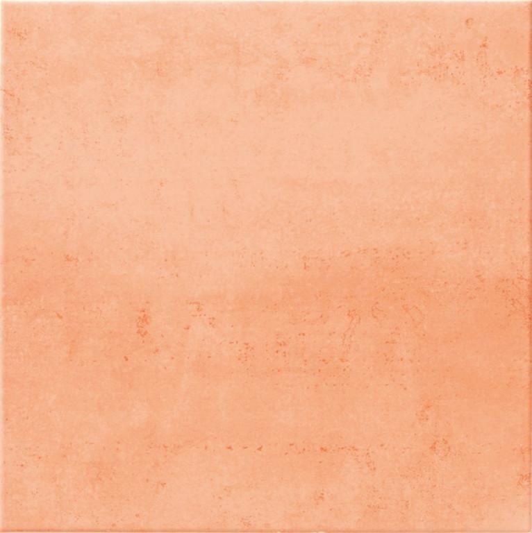 Oranžová interiérová dlažba SAMBA 3 Orange 33,3 × 33,3 cm