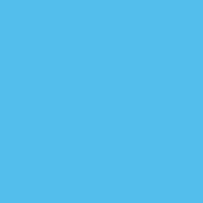 Modrá matná dlažba SEA WALK Blue 20x20 cm