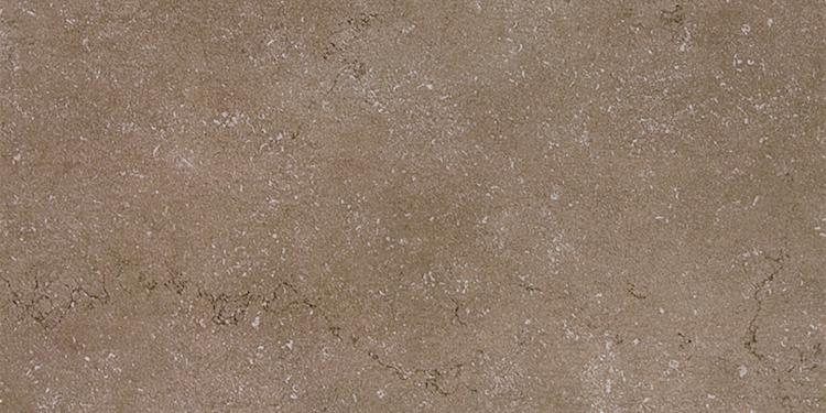 Univerzální velkoformátová dlažba v imitaci betonu DAISEN Brown 30x60 cm, rektifikovaná