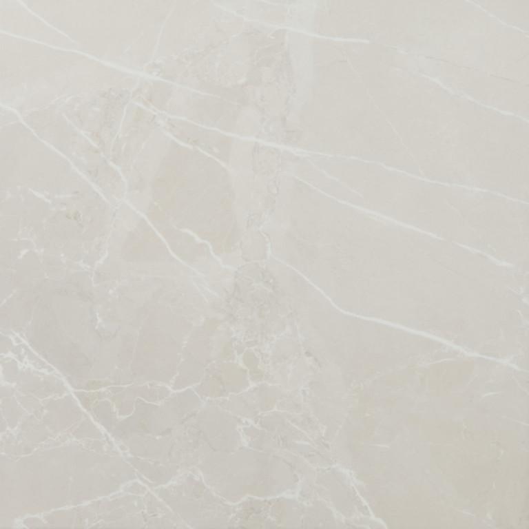 Lesklá dlažba v imitaci mramoru MUSEUM Ivory 60 x 60 cm