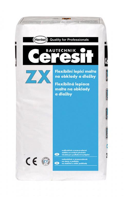 Zlepšené lepidlo na obklady a dlažbu ZX