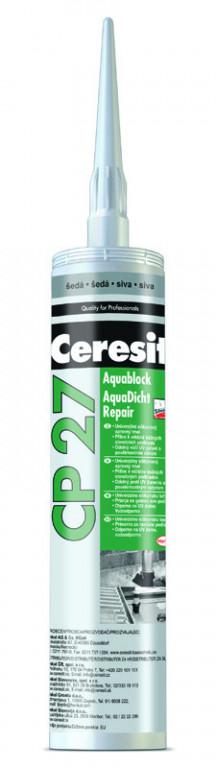 Univerzální opravný silikon CP 27 AquaBlock