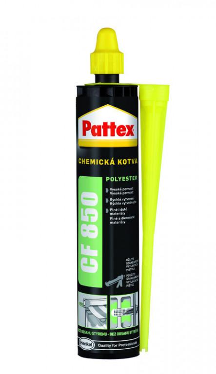 Chemická kotva POLYESTER Pattex CF 850, 300 ml