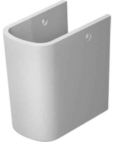 Polosloup DURASTYLE pro umyvadla 55, 60 a 65 cm