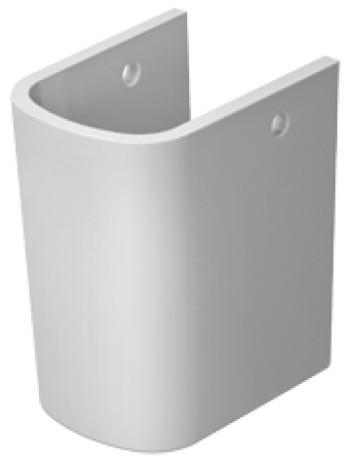 Polosloup DURASTYLE pro umývátko 45x 33,5 cm