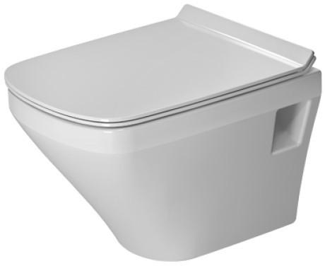 Závěsná WC mísa DURASTYLE 48 x 37 cm