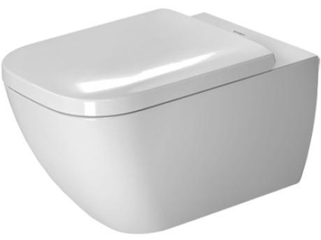 Závěsná keramická WC mísa HAPPY D.2 54 x 36,5 cm