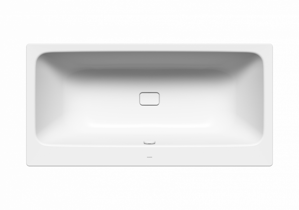 Vana do prostoru MEISTERSTÜCK Asymmetric Duo 1742, 180 x 90 x 42,5 cm, bílá