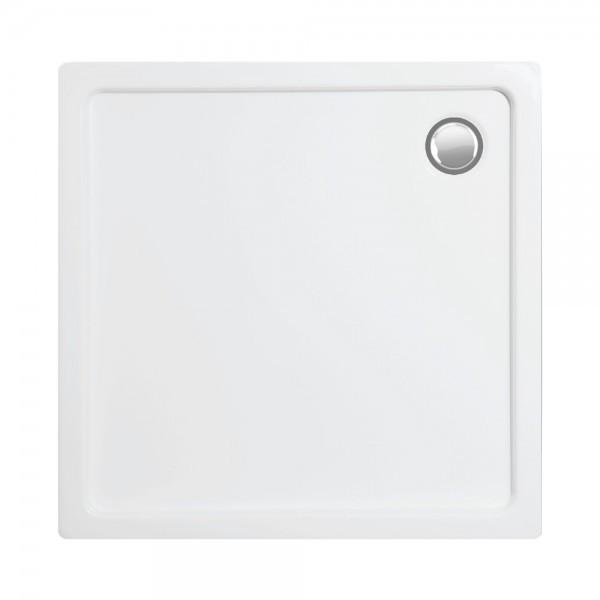 URAN sprchová vanička čtverec bez sifonu 90 x 90 cm