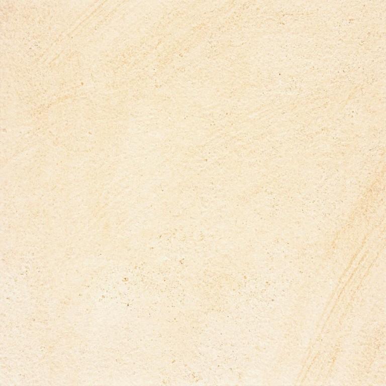 Reliéfní velkoformátová dlažba imitace kamene SANDY, 60 x 60 cm, Béžová - DAR63671