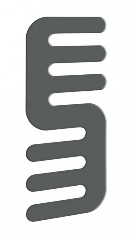 Koupelnový designový radiátor Cordivari HAND