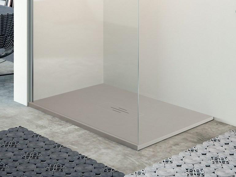 Sprchová vanička Glass 1989 QUASAR, bílá