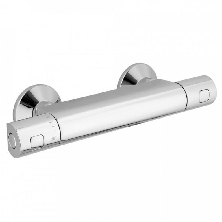 Sprchová baterie nástěnná, termostatická SPORT PLUS ALSPL 72155, rozteč 150 mm