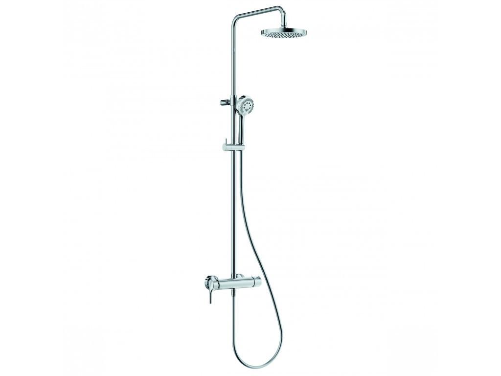 KLUDI LOGO Dual Shower System netermostatický sprchový set