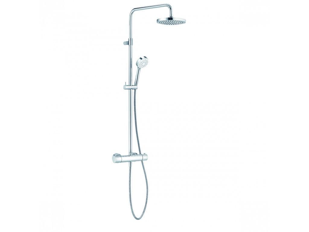 KLUDI LOGO Dual Shower System termostatický sprchový set