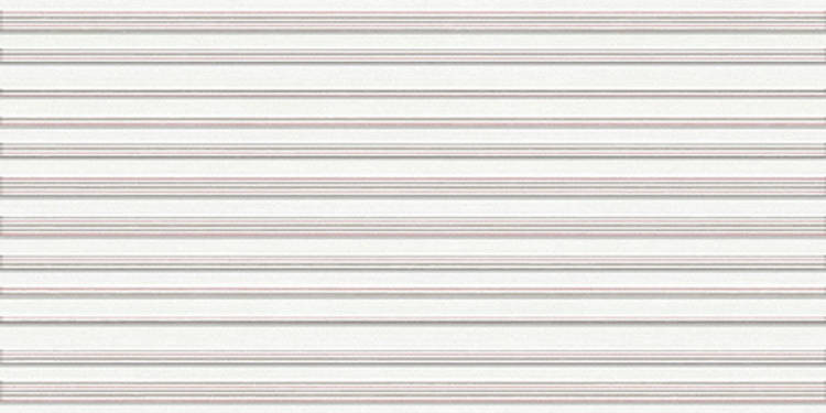 Proužkovaný dekor HABITAT ROSA Line 3D, růžová, 25 x 50 cm