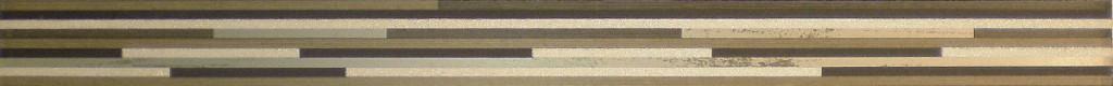 Proužkovaná listela PERSONALITY Duomo Beige 5 x 70 cm