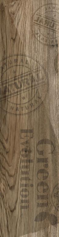 Mrazuvzdorná dlažba imitace dřeva NATURA Multicolor 20 x 80 cm