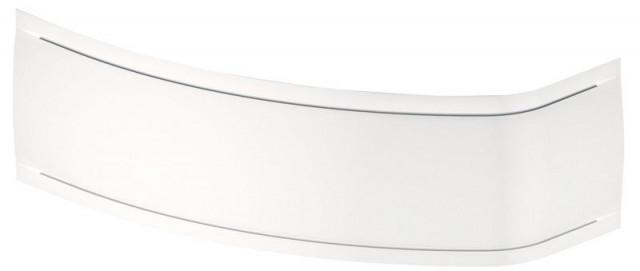 NAOS L,R obkladový panel čelní 55cm, bílá