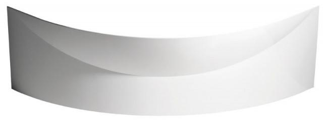 ROSANA 140 a 150 obkladový panel čelní 60cm, bílá