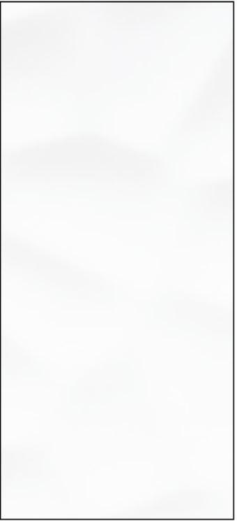 Obklad CONCEPT PLUS, 30 x 90 cm, Bílá - WR2V5000 - reliéfní lesk